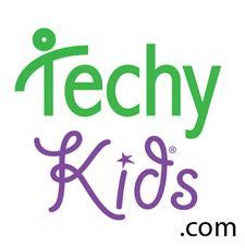 Sharon Marzouk, Founder of TechyKids.com logo