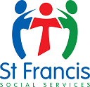 St Francis Social Services - The House of Welcome, Asylum Seeker Service, Jesuit Refugee Service, Life Without Barriers, Settlement Services International logo