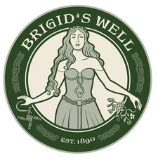 Saint Brigid's Centre for the Arts & Brigid's Well Pub logo