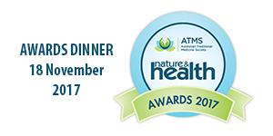 ATMS + NATURE AND HEALTH AWARDS CEREMONY & DINNER