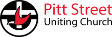 Pitt Street Uniting Church logo