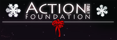 Action Family Foundation's Holiday Firetruck & Hayride!
