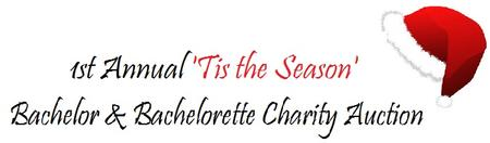 'Tis the Season' Bachelor & Bachelorette Charity...