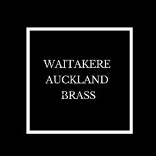 Waitakere Auckland Brass Band  logo