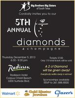 Big Brothers Big Sisters 5th Annual Diamonds &...