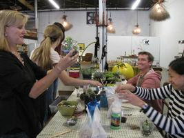 Maker's Night Out: PLANTERS