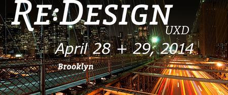 RE:DESIGN/UXD 2014