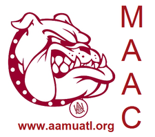 Metro Atlanta Alumni Chapter, Alabama A&M University Alumni Association, Inc.  logo