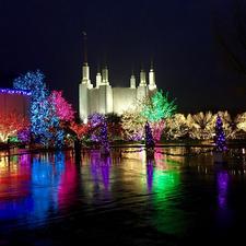 Festival of Lights 2017 - Washington D.C. Temple logo