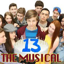 13: The Musical logo