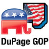 DuPage Republican Party logo