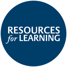 Resources for Learning logo