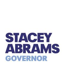 1000 Women Strong for Stacey Abrams logo