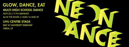 Neon Multi-High School Dance
