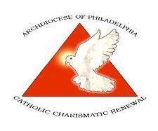 Archdiocese of Philadelphia Catholic Charismatic Renewal - CCR logo