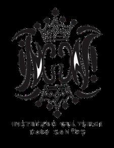 """INCCAS """"Andar de Baixo"""" logo"""