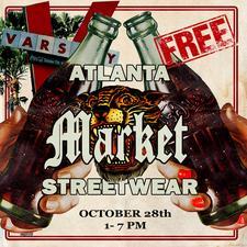 Atlanta Streetwear Market logo