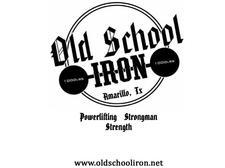 Old School Iron logo