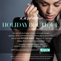 M.M. LAFLEUR HOLIDAY BOUTIQUE