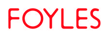 Foyles Bookshop, 107 Charing Cross Road logo