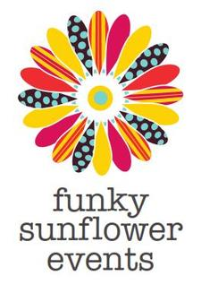 Funky Sunflower Events logo