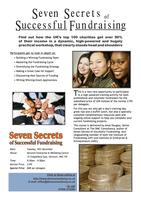 Seven Secrets of Successful Fundraising (Norwich)