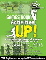 FREE Games Down, Activities Up & Health Fair 2017