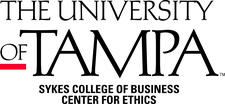 The University of Tampa Center for Ethics logo