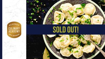 SOLD OUT | Hands-On Class: For the Love of Carbs!
