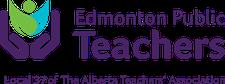Edmonton Public Teachers Local No. 37 logo