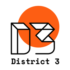 District 3 Innovation Centre logo