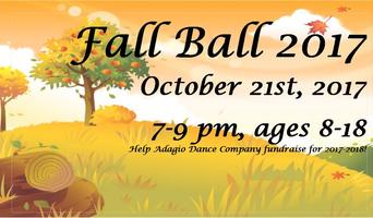 Adagio Fall Ball 2017