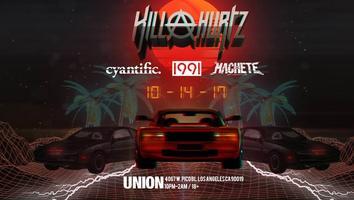 Killahurtz #015 Cyantific 1991 Machete