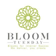 BLOOM TUESDAY logo