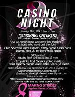 Casino Night to Fight Breast Cancer
