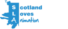 Scotland Loves Animation logo