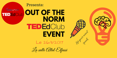 """""""Out of the norm"""" AddiTED-Ed Event"""