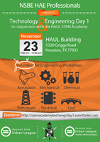 HAULYP & NSBE Technology and Engineering Day