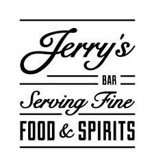 Jerry's Bar logo