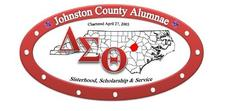 Johnston County Alumnae Chapter Delta Sigma Theta Sorority, Inc. logo