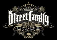 Street Family Tattoo logo
