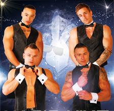 Magic Mike Playboyz Dance Crew logo