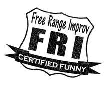 Free Range Improv logo