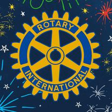 Rotary Club of Stafford Castle logo