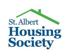 St Albert Housing Society logo