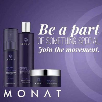 Krista MacEachern, Market Mentor With Monat Global logo