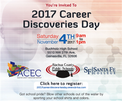 2017 - Career Discoveries Day