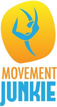 MOVEMENT JUNKIE   DANCE - HEALING - FITNESS logo