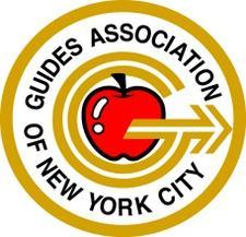 Guides Association of New York City logo