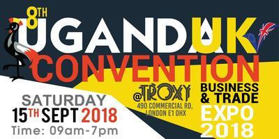 8th Uganda-UK Investment Convention